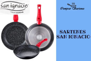 pack de sartenes de San Ignacio